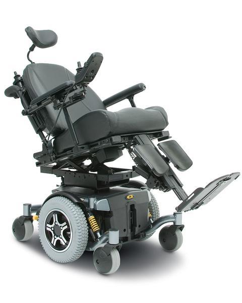 Asian power wheelchair will not